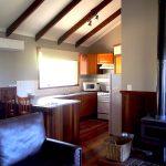 Jarrahwood Cottage kitchen