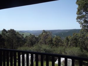 Jarrahwood Cottage views