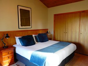 Nannup cottage bedroom